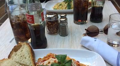 Photo of Italian Restaurant Aunt Jake's at 151 Mulberry St, New York, NY 10013, United States