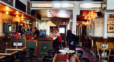 Photo of Cafe Salon de Thé Cardinal at 5326 Boul. St-laurent, Montreal H2T 1S1, Canada