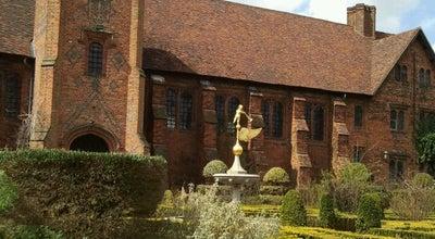 Photo of Monument / Landmark Hatfield House at Great North Road, Hatfield AL9 5ER, United Kingdom