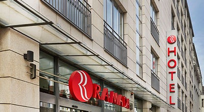 Photo of Hotel Ramada Hotel Berlin Mitte at Chausseestrasse 118, Berlin 10115, Germany