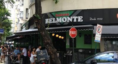 Photo of Bar Belmonte at R. Domingos Ferreira, 242, Rio de Janeiro 22050-012, Brazil