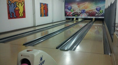 Photo of Bowling Alley Boliche Gold Pinos at Av. Emancipacao, 245, Tramandai 95590-000, Brazil