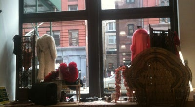 Photo of Boutique What Goes Around Comes Around at 428 Lafayette St, New York, NY 10003, United States