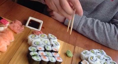 Photo of Japanese Restaurant Hitomi Sushi at Liechtensteinstraße 15, Vienna 1090, Austria