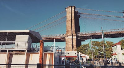 Photo of Boat or Ferry Bargemusic at Fulton Ferry Landing, Brooklyn, NY 11201, United States