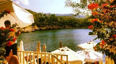 Photo of Bar Derya Beach Restaurant at Kucuk Cakil Mevki No:18, Kas 07580, Turkey