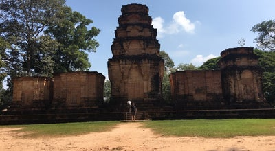 Photo of Historic Site Prasat Kravan at Ankgor, Angkor, Cambodia