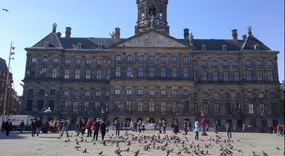 Photo of Palace Koninklijk Paleis Amsterdam at Nieuwezijds Voorburgwal 147, Amsterdam 1012 RJ, Netherlands