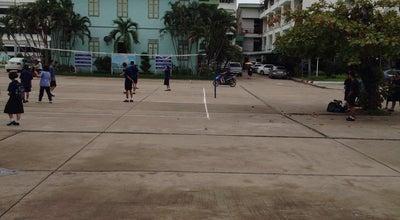 Photo of Baseball Field สนามบาส2 at Thailand