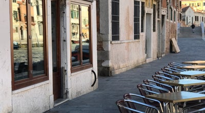 Photo of Italian Restaurant Bar al parlamento at Cannaregio, 511, Venice, Italy
