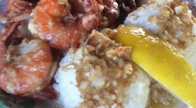 Photo of Seafood Restaurant Giovanni's Shrimp Truck at 56-505 Kamehameha Hwy, Kahuku, HI 96731, United States