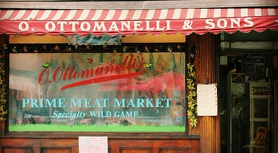 Photo of Other Venue Ottomanelli & Sons Meat Market at 285 Bleecker St, New York, NY 10014