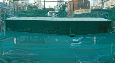 Photo of Baseball Field 강남야구연습장 at 서초구 강남대로61길 10, 서초구 06614, South Korea