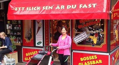 Photo of Restaurant Bosses Glassbar at 3 Platensgatan, Linköping 582 20, Sweden
