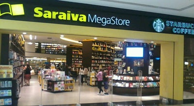 Photo of Bookstore Saraiva at Shopping Iguatemi Alphaville, Barueri 06454-913, Brazil