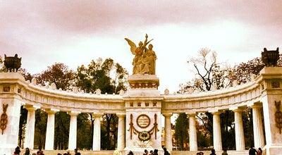 Photo of Monument / Landmark Hemiciclo a Juárez at Av. Juárez S/n, Cuauhtémoc, Mexico