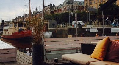 Photo of Modern European Restaurant Strandbryggan at 27 Strandvaegskajen, Stockholm 114 56, Sweden
