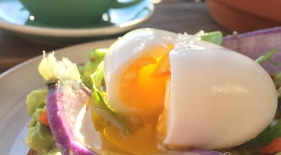 Photo of Cafe Stonefruit Espresso + Kitchen at 1058 Bedford Ave, Brooklyn, NY 11205, United States