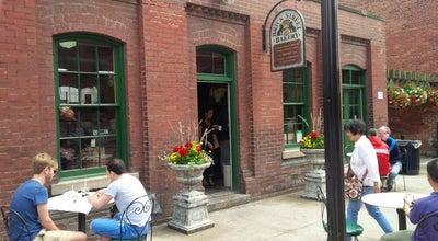 Photo of Restaurant Brick Street Bakery at 27 Trinity St, Toronto M5A 3C4, Canada