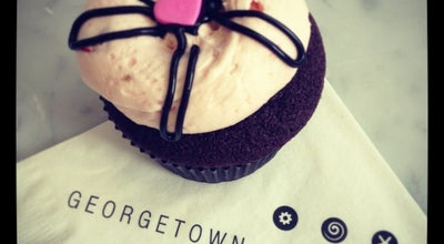 Photo of American Restaurant Georgetown Cupcake at 83 Newbury St, Boston, MA 02116, United States