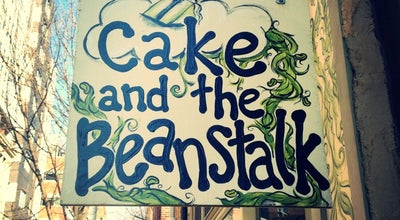 Photo of Restaurant Cake and The Beanstalk at 1112 Locust St, Philadelphia, PA 19107, United States