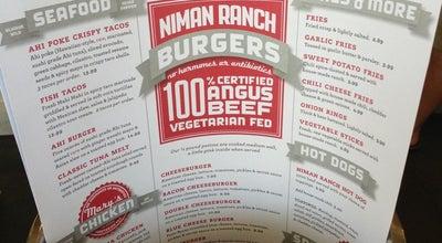 Photo of American Restaurant Gott's Roadside at 644 1st St, Napa, CA 94559, United States
