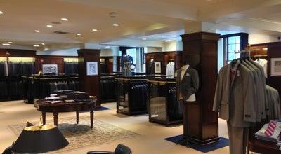 Photo of Clothing Store Brooks Brothers at 46 Newbury St, Boston, MA 02116, United States