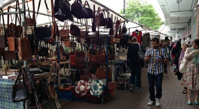 Photo of Thrift / Vintage Store Portobello Green Vintage Fashion Market at Portobello Green, London W10, United Kingdom