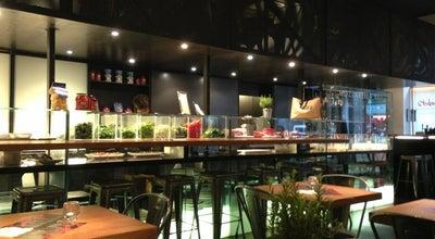 Photo of Italian Restaurant Obica Mozzarella Bar at Via Mercato 28, Milan 20121, Italy