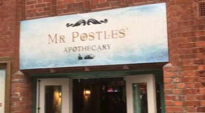Photo of Bar Mr Postles Apothecary at 2 Upper King Street, Norwich NR3 1HA, United Kingdom