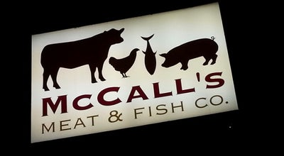 Photo of Other Venue McCall's Meat & Fish Company at 2117 Hillhurst Ave, Los Angeles, CA 90027