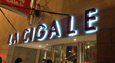Photo of Music Venue La Cigale at 120 Boulevard De Rochechouart, Paris 75018, France