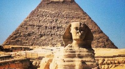 Photo of Historic Site Great Sphinx at Al-haram, Giza, Egypt