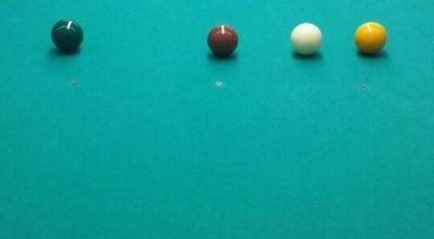 Photo of Pool Hall Freitas Snooker bar at Brazil