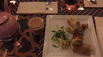 Photo of Cafe Cafe Brouq | مقهى بروق at Souq Waqif, الدوحة, Qatar