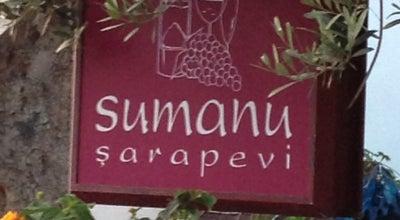 Photo of Mediterranean Restaurant Sumanu Garden Kas at Suleyman Sandikci Sokak No:10a, Kas, Turkey