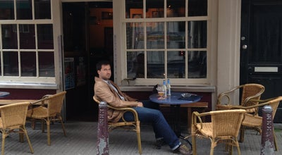 Photo of Bar Cafe De Spuyt at Korte Leidsedwarsstraat 86, Amsterdam 1017 RD, Netherlands