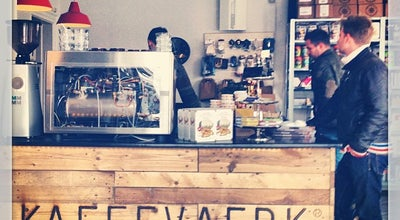 Photo of Coffee Shop Kaffevaerk at Smallegade 22, Frederiksberg 2000, Denmark