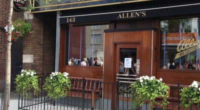 Photo of Nightclub Allen's at 143 Danforth Ave, Toronto M4K 1N2, Canada