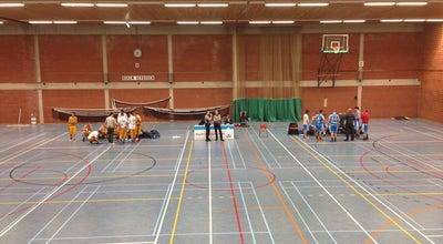 Photo of Basketball Court BBC Latem - De Pinte (Latem) at Hoge Heirweg 10, De Pinte 9840, Belgium