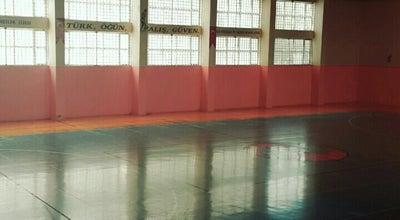 Photo of Arcade Gönen Mirciler Ticaret  Meslek Lisesi Kapalı Spor Salonu at Turkey