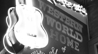 Photo of Tourist Attraction Robert's Western World at 416 Broadway, Nashville, TN 37203, United States