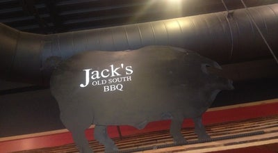 Photo of American Restaurant Jacks Old South BBQ at 6323 Grand Hickory Dr, Braselton, GA 30517, United States