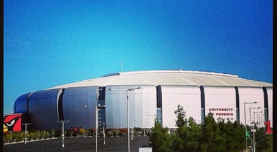 Photo of Tourist Attraction University of Phoenix Stadium at 1 Cardinals Dr, Glendale, AZ 85305, United States