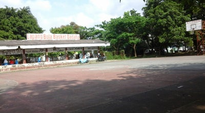 Photo of Basketball Court Lapang Bola Basket Dadaha at Kompleks Olahraga Dadaha, Tasikmalaya 46124, Indonesia