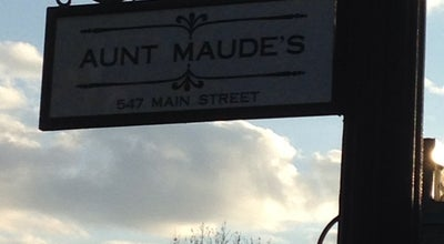 Photo of American Restaurant Aunt Maude's at 547 Main St, Ames, IA 50010, United States