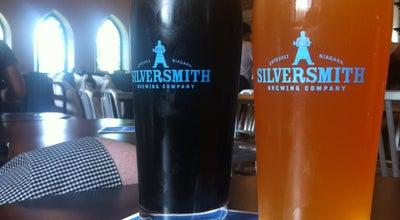 Photo of Brewery Silversmith Brewing Company at 1523 Niagara Stone Road, Niagara-on-the-Lake L0S 1T0, Canada