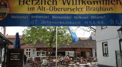 Photo of Gastropub Alt-Oberurseler Brauhaus at Ackergasse 13, Oberursel (Taunus) 61440, Germany