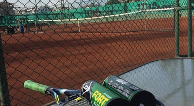 Photo of Tennis Court Manavgat Tenis Ihtisas Kulübü at Manavgat Irmak Kenarı, Turkey