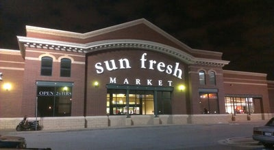 Photo of Supermarket Marsh's Sun Fresh Market at 4001 Mill St, Kansas City, MO 64111, United States